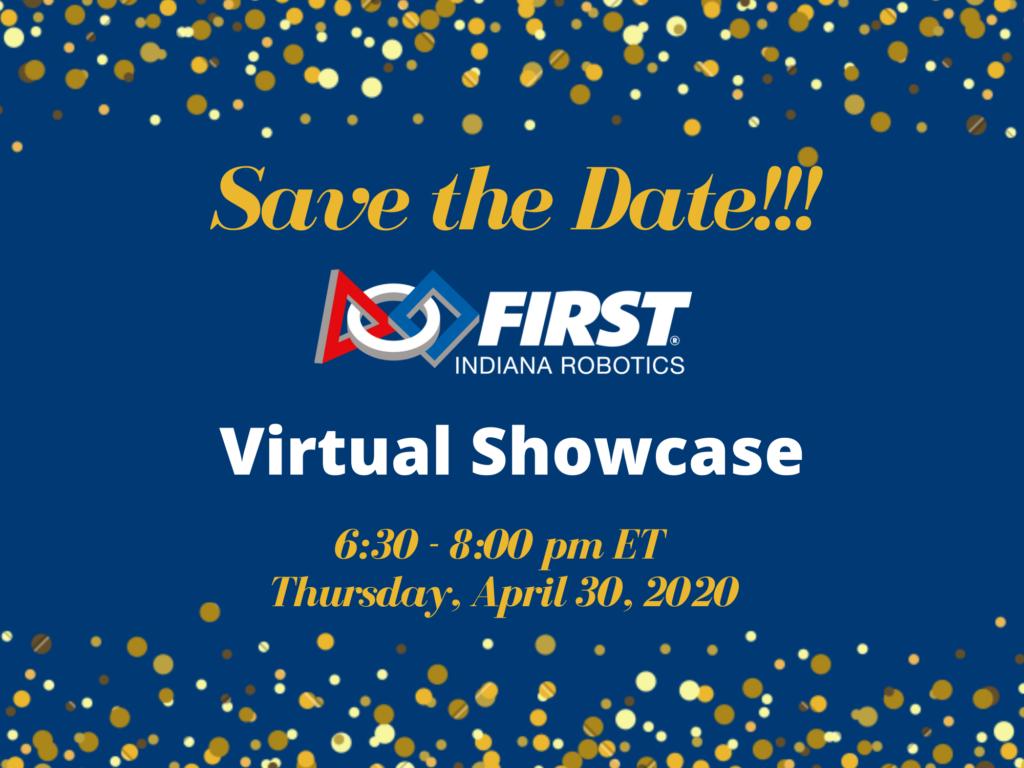 FIRST Indiana Robotics Virtual Showcase