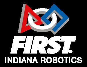 FIRST Indiana Robotics logo